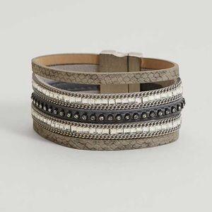 BKE Layered Bracelet
